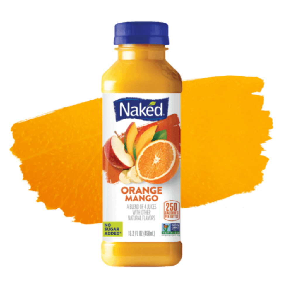 Naked Juice Breakfast Smoothies